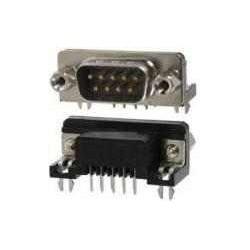 Conector DB9 Macho PCB 90 Grados