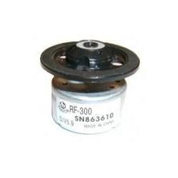 Motor DVD 3V con Polea