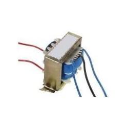 Transformador 12V-0-12V 0.5A