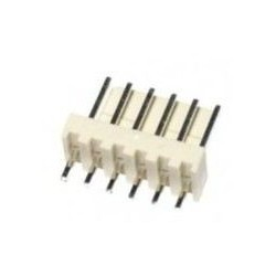 Conector Wafer 6 Pines PCB