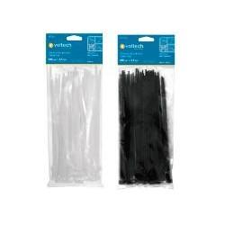 Cincho de Plástico (tie wrap) 10 cm X 2.5mm