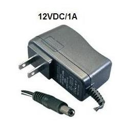 Adaptador de Voltaje 12VDC-1A