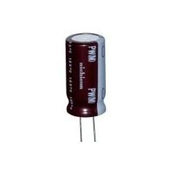 Condensador Electrolítico 820uf 16V