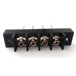 Conector Tipo Barrier 4 Pines PCB