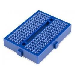 Protoboard Mini 170 Puntos - Azul
