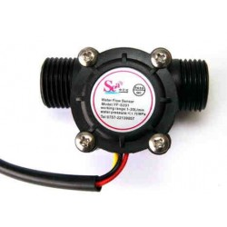Sensor de Flujo de Agua