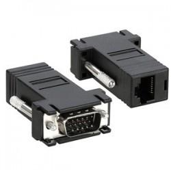 Adaptador VGA Macho a Rj45 Hembra
